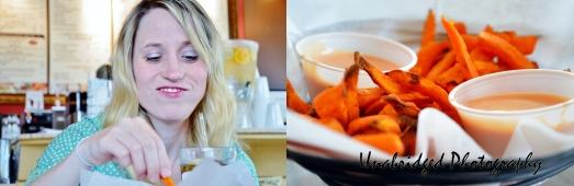 Yummy Sweet Potato Fries!